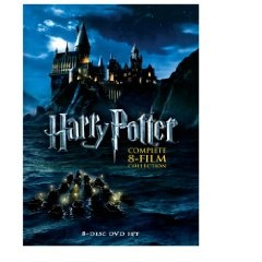 Harry Potter: The Complete 8-Film Collection $74.99, #harry #potter