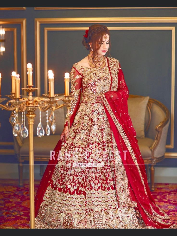 Pin by Laila Farhat on Bridal couture in 2020 Pakistani