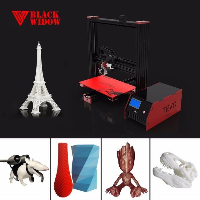 Grab them now! Newest Tevo Black Widow 3D Printer Kit on my Shopify store ✨ http://geekgamersandcoolstuff.com/products/newest-tevo-black-widow-3d-printer-kit?utm_campaign=crowdfire&utm_content=crowdfire&utm_medium=social&utm_source=pinterest