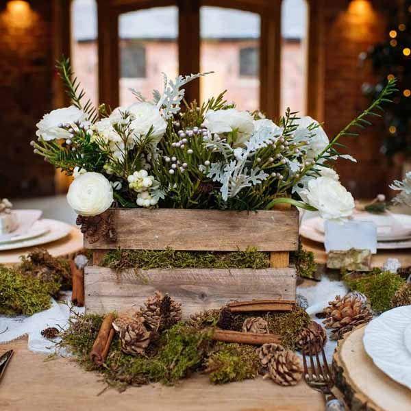 The 25+ Best Winter Wedding Decorations Ideas On Pinterest | Simple Wedding  Decorations, Wedding Table Decorations And Wedding Reception Table  Decorations
