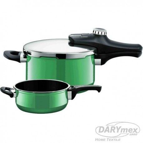 pressure cooker OCEAN GREEN, more on sklep.darymex.pl