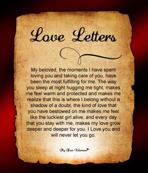 Cute Love Letters, Cute Paragraphs for Him / Her                              …