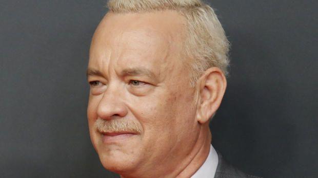Große Ehre: Tom Hanks ist der beliebteste Schauspieler