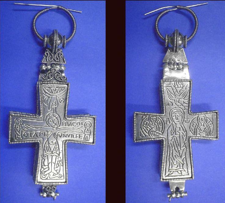 Eklorpion - krzyż, Dania - XIw.