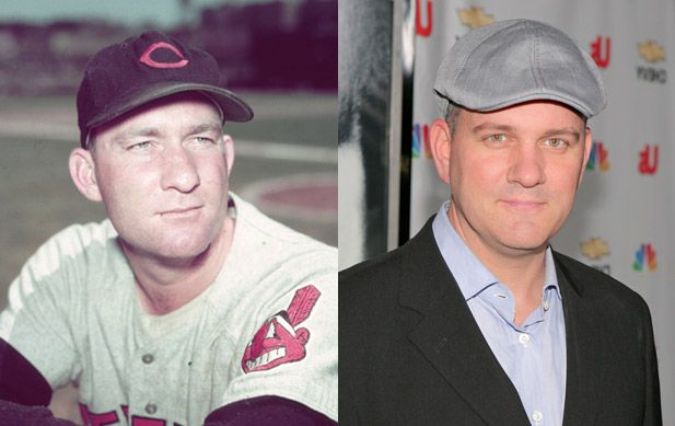 Bob Lemon - Mike O'Malley (Images of Bob Lemon and Mike OMalley provided by Getty Images)