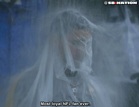 Wild scenes from a massive rain storm during Saints-Panthers showdown | FOX Sports on MSN