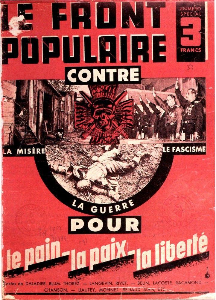 Le Front Populaire Contre la Guerre