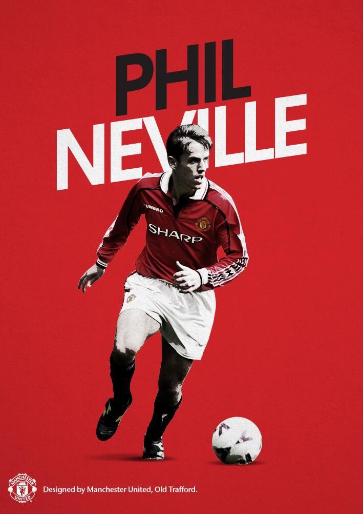 Twitter / ManUtd: Retweet to wish Phil Neville ...