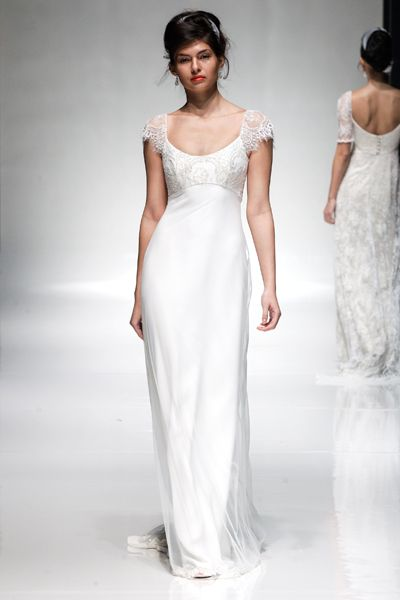 Wedding Dresses by Emma Hunt - Catwalk Gallery