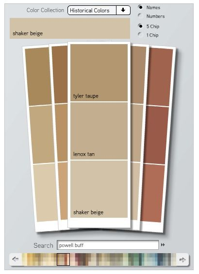 One of our favorites shaker beige tyler taupe paint Paint colors that go with beige