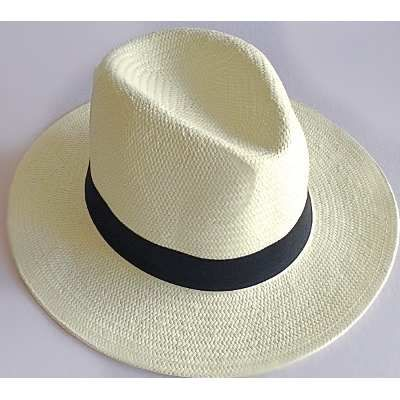 Chapéu Moda Panamá Aba Larga Casual Praia Masculino Feminino - R$ 69,00 em Mercado Livre