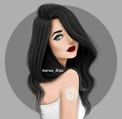 Simplemente ser una chica beautiful