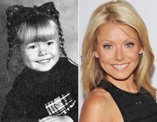 Kelly Rippa: Kelly Ripa, Celebs Stars Then, Celebrity Yearbooks, Famous People, Kelly Maria, American Actresses, Kelly Rippa, Blue Contact, Maria Tab