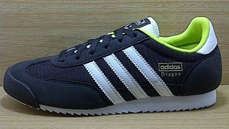 #adidas Tertarik ? Hub : 0831-6794-8611 Kode Sepatu: Adidas Dragon Black White Green | Ukuran Sepatu: 38 | Harga: Rp. 460.000,-
