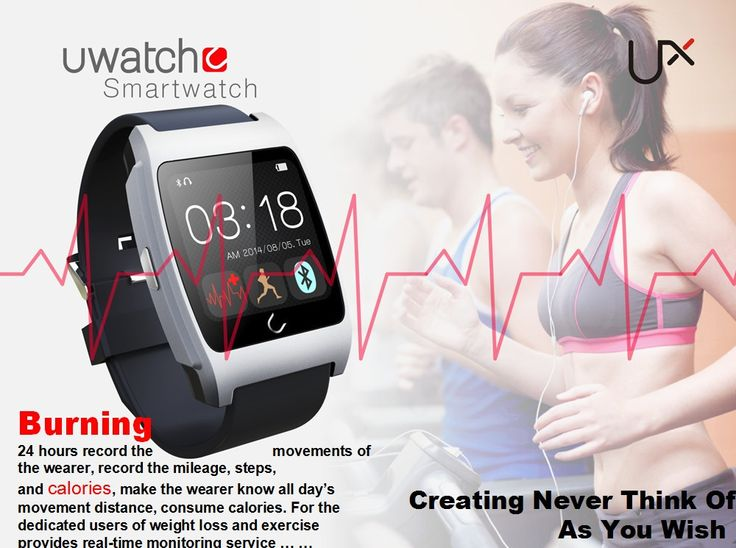 Дешевое Bluetooth наручные часы оригинальный U часы UX здоровье фитнес умный часы для андроид IOS телефону, Купить Качество Smart Watches непосредственно из китайских фирмах-поставщиках:     Bluetooth наручные часы Оригинал часы UX здоровья и фитнеса смарт-часы для андроид IOS телефон           &nbsp
