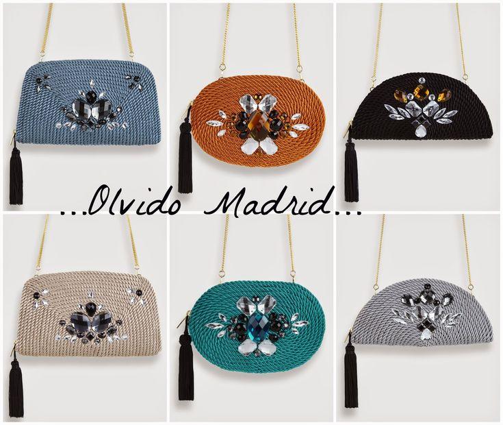 Hola, hoy hablamos de la marca Olvido Madrid , una marca española que nos ha conquistado definitivamente.Ya sabéis que nos encantan...
