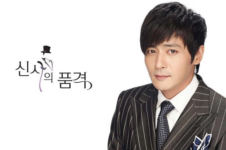 "In ""Gentleman's Dignity"" ist Jang Dong-Gun ein echter Womanizer | © SBS"