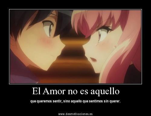 El Amor no es aquello