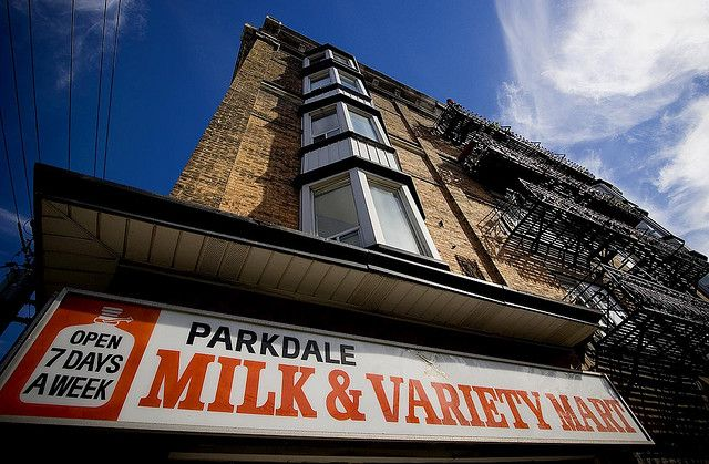 Parkdale Milk Variety by fullyreclined