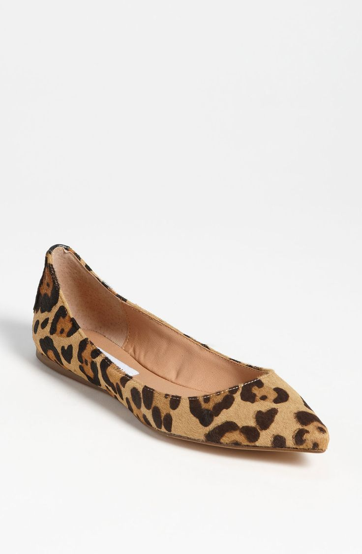 Its the perfect leopard flat...Steve Madden 'Vegass-L' Flat | Nordstrom