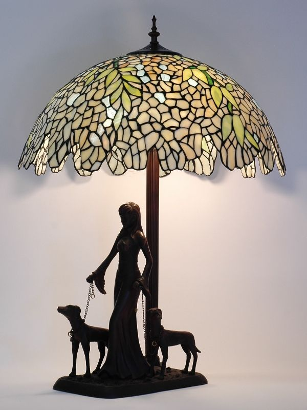 Tafellampen - - Tafellamp AL041- De online Tiffany lampen specialist van Nederland