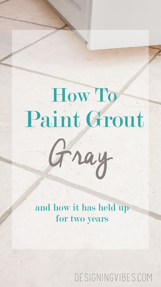 How to Paint Grout - Better Homes and Gardens