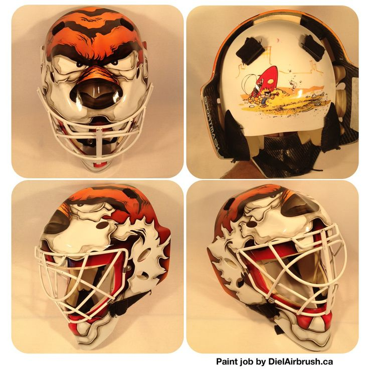 Hobbes hockey mask, that's cool! | Calvin and Hobbes (DA ...