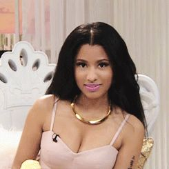 gif Nicki Minaj MY EDIT female rapper nicki minaj gif