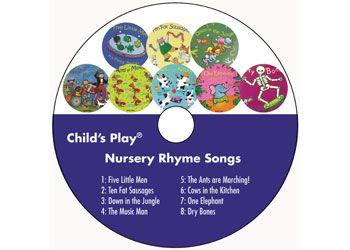 Nursery Rhyme Cd 2 15