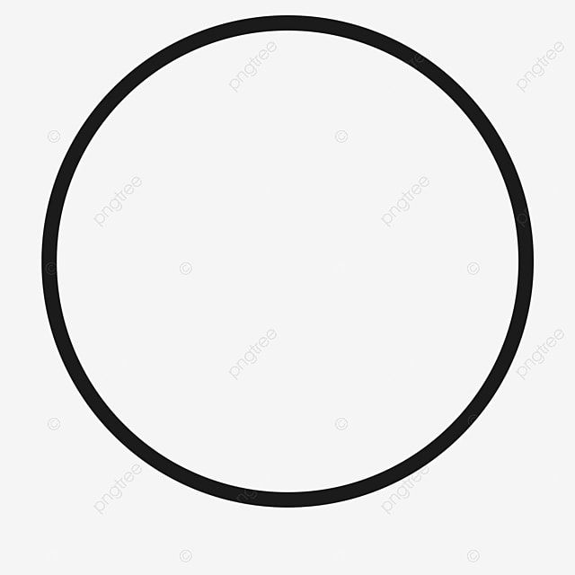 Pure Black Ring Circle Clipart Black Ring Black Png Transparent Clipart Image And Psd File For Free Download In 2021 Black Rings Photo Logo Design Black And White Tree