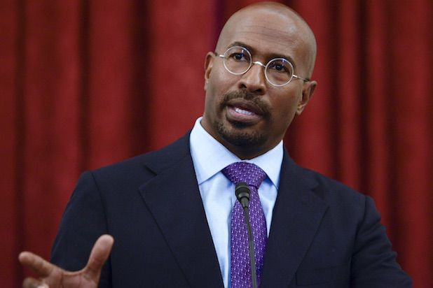Van Jones, the CNN political commentator and outspoken critic of President Trump, has come around to admiring POTUS and Twitter can't believe it.
