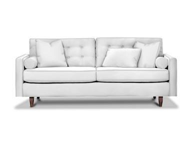 Klaussner Living Room Craven Sofa S