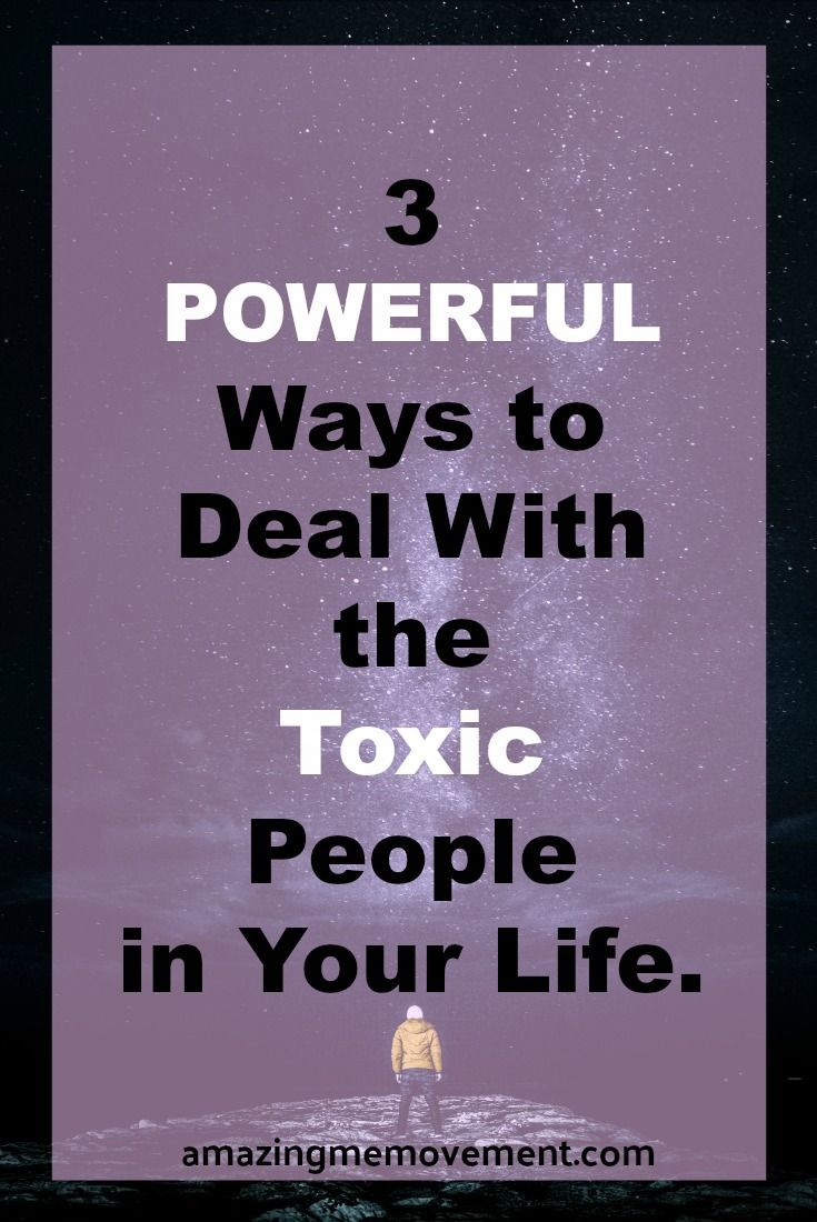 #selfconfidence #toxicpeople #kindness #inspirationalblogs Do you still have a hard time dealing with the toxic people in your life? These 3 tips might help. via @Iva Ursano|Amazing Me Movement