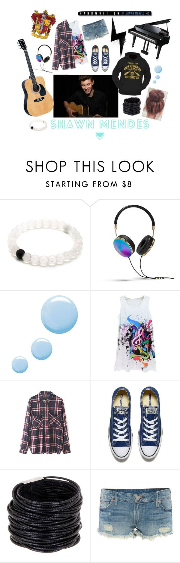 """Shawn Mendes"" by sophie-a-25 on Polyvore featuring Frends, Topshop, WithChic, Converse, Saachi and True Religion"