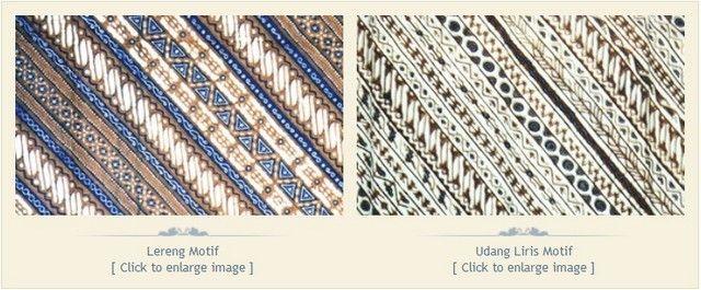 Makna Filosofi dan Cerita di Balik Berbagai Motif batik   seri Lereng | Tentang Batik | Museum Batik
