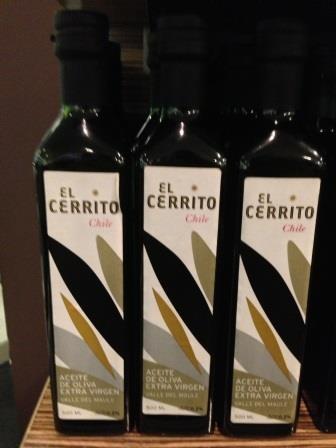 Aceite El Cerrito - Chileno