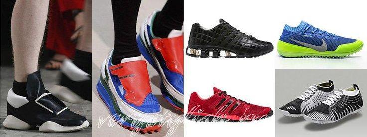 Спортивная обувь мужская найк