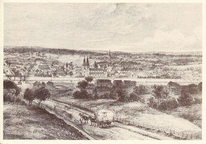 Parramatta 1800's