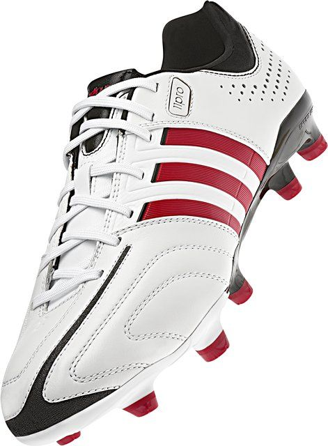 adidas adipure TRX FG Soccer Cleats - Running White and Vivid…