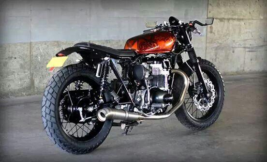 Kawasaki Drifter Motorcycle Club