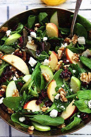 These 10 Fresh Fall Salad Recipes Look So Good