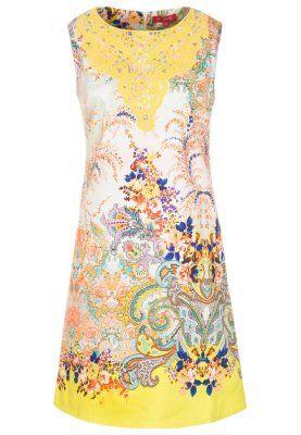 René Derhy THALAMUS Korte jurk Geel