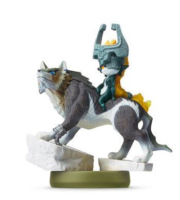 picture of The Legend of Zelda: Twilight Princess HD w/ amiibo (Wii U) 1