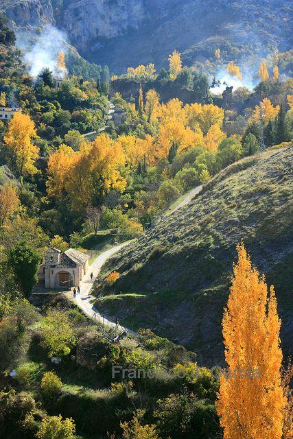 Otoño en Cazorla, Jaén (España) - Autumn in Cazorla, Jaén (Spain)