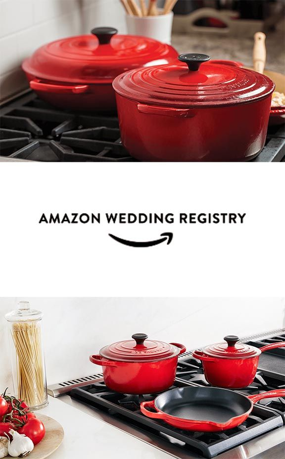 Wedding Registry Has All The Brands You Love And Trust So Can Start