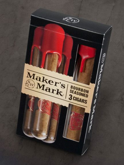Maker's Mark Cigars   Ted's Cigars   Bourbon & Boots