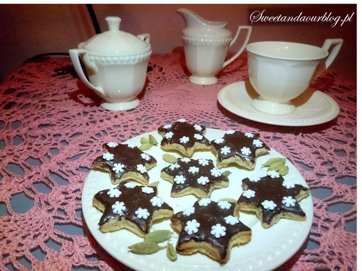 Ciasteczka kawowo-kardamonowe
