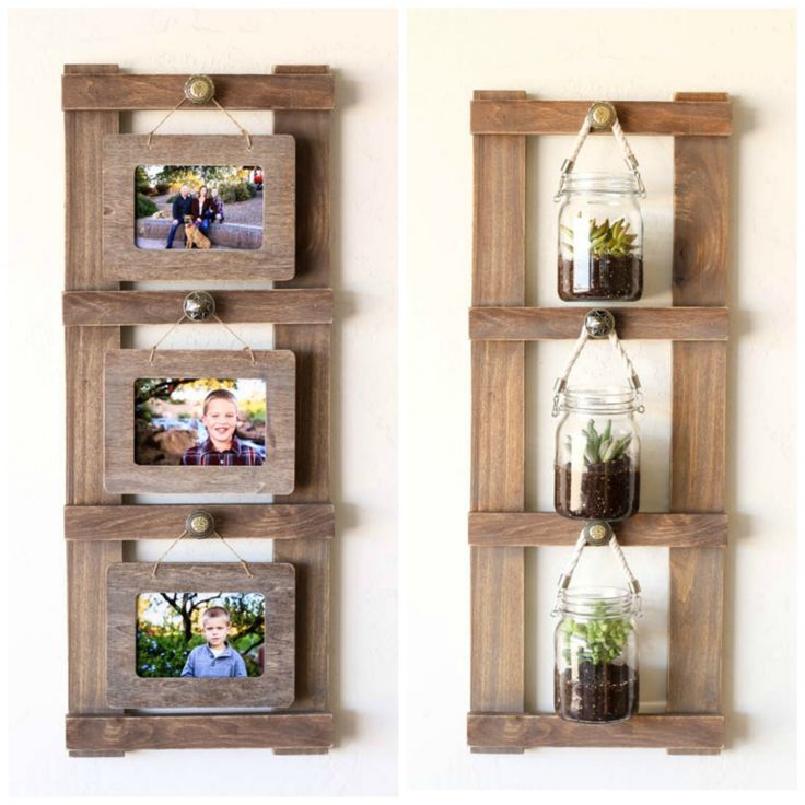 Make this weekend a DIY weekend! Our 2-day or less projects will make your house look uniquely cool with a DIY bike rack, DIY stepping stool, DIY table and rustic DIY picture frame paired with mason jars.