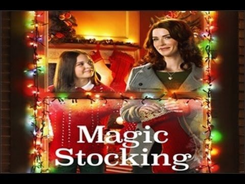 the magic stocking movie review (family movie review)