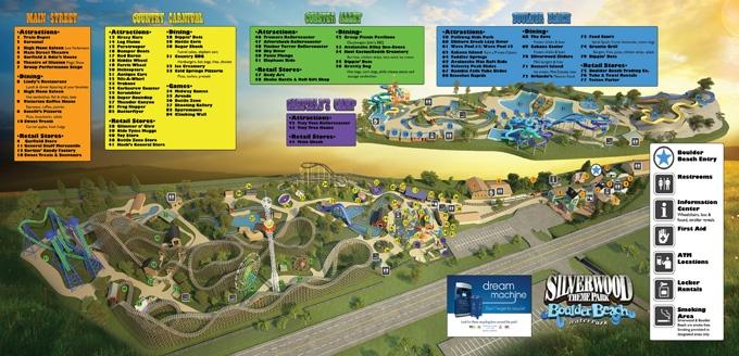 Silverwood Theme Park.